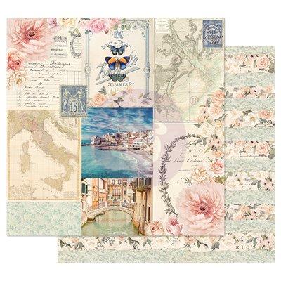 Capri 8x8 papírkollekció