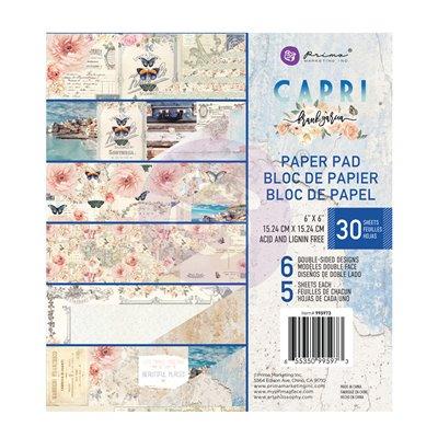 Capri 6x6 papírkollekció
