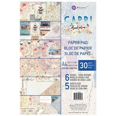 Capri A4 papírkollekció