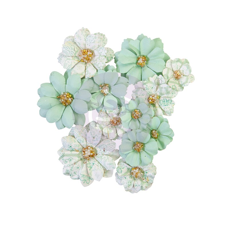 Prima Flowers® Pretty Mosaic kollekció - Jade