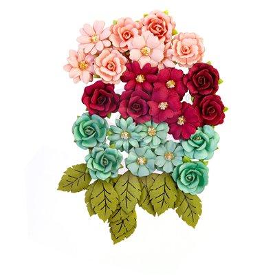 Prima Flowers® Pretty Mosaic kollekció - Amazonite