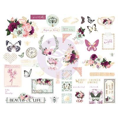 Pretty Mosaic kollekció Chipboard