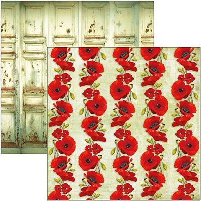 "Under the Tuscan Sun Patterns Pad 12""x12"""