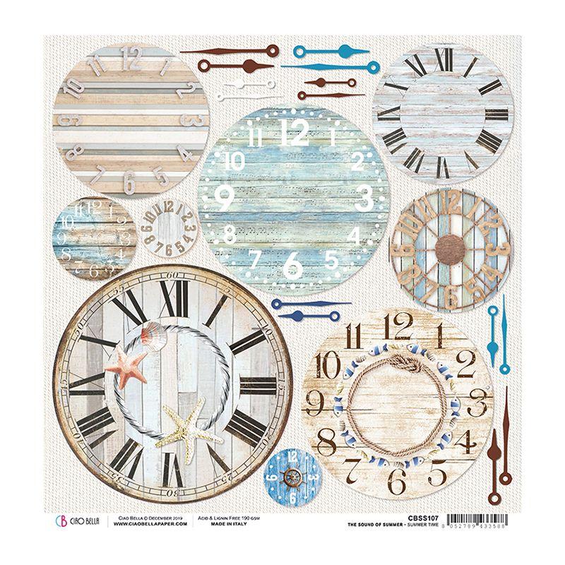 "Summer Time 12""-es papír"