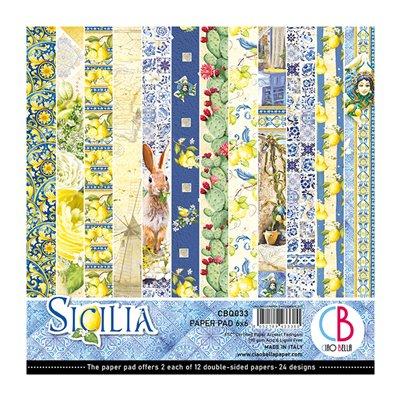 "Sicilia kollekció 6""x6"""