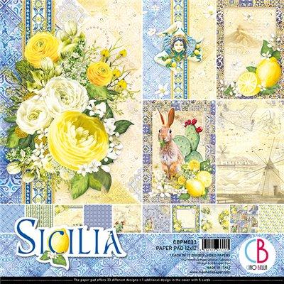 "Sicilia kollekció 12""x12"""