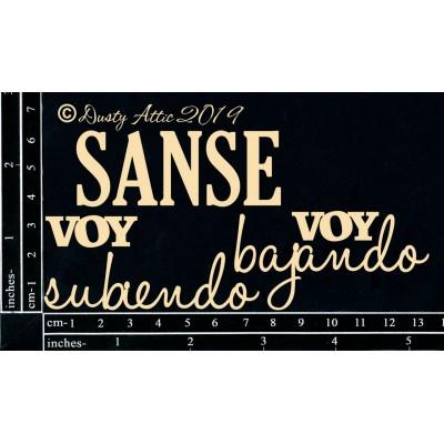Sanse Voy ...