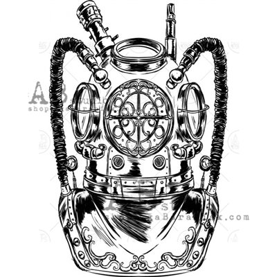 "Gumibélyegző - ""steampunk"" ID-699"