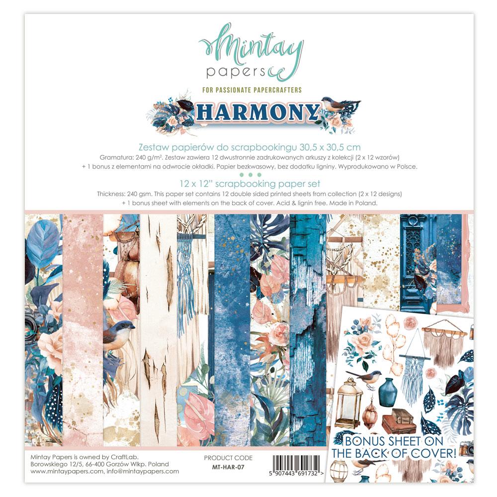 """Harmony 12"""" maxi kollekció"""