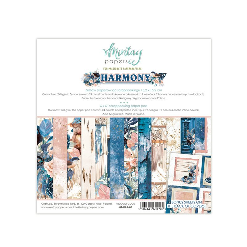 Harmony 6x6 kollekció
