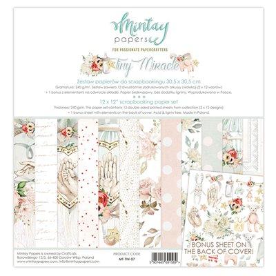 """Tiny Miracle 12"""" mini kollekció"""