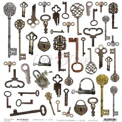 Keys - kivágóív