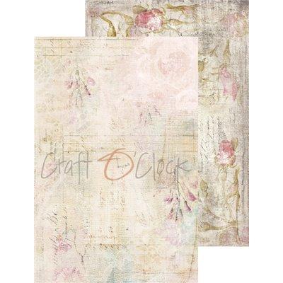 Hummingbird Song - papírkészlet 20,3x30,5cm