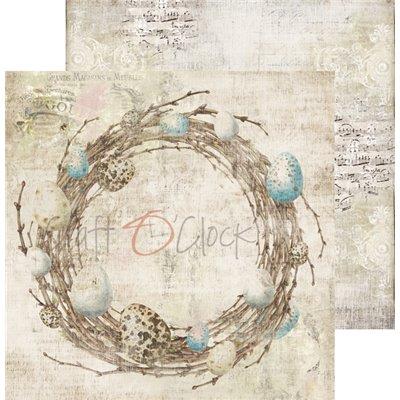 Hummingbird Song - papírkészlet 20,3x20,3cm