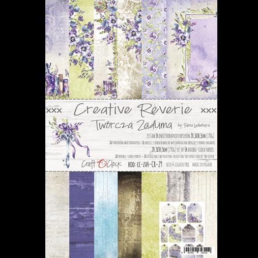 Creative Reverie - papírkészlet 20,3x30,5cm