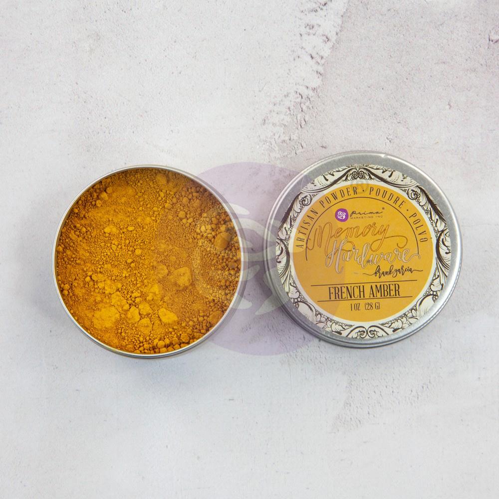 Memory Hardware - Artisan Powder - French Amber
