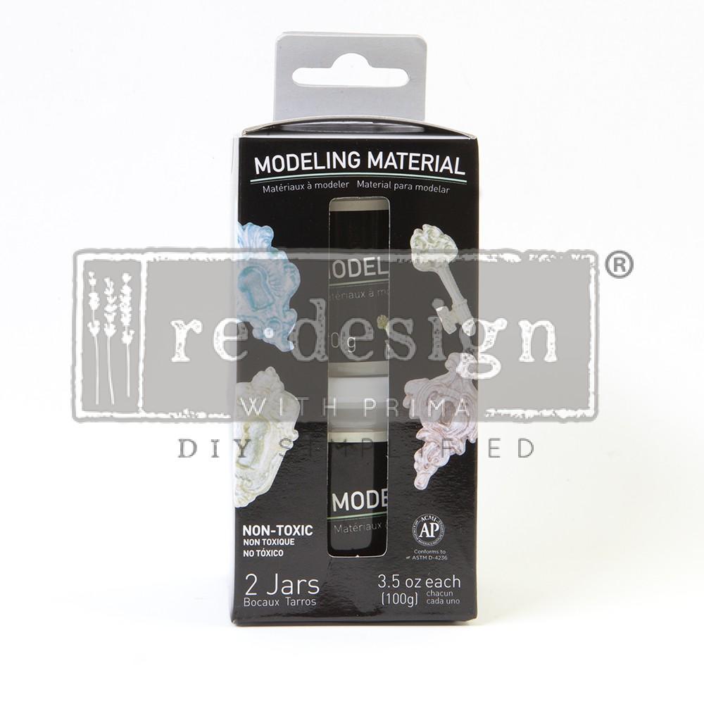 Prima Re-Design Modeling Material