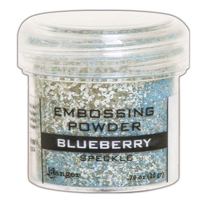 Ranger Speckle Embossing Powder - Blueberry