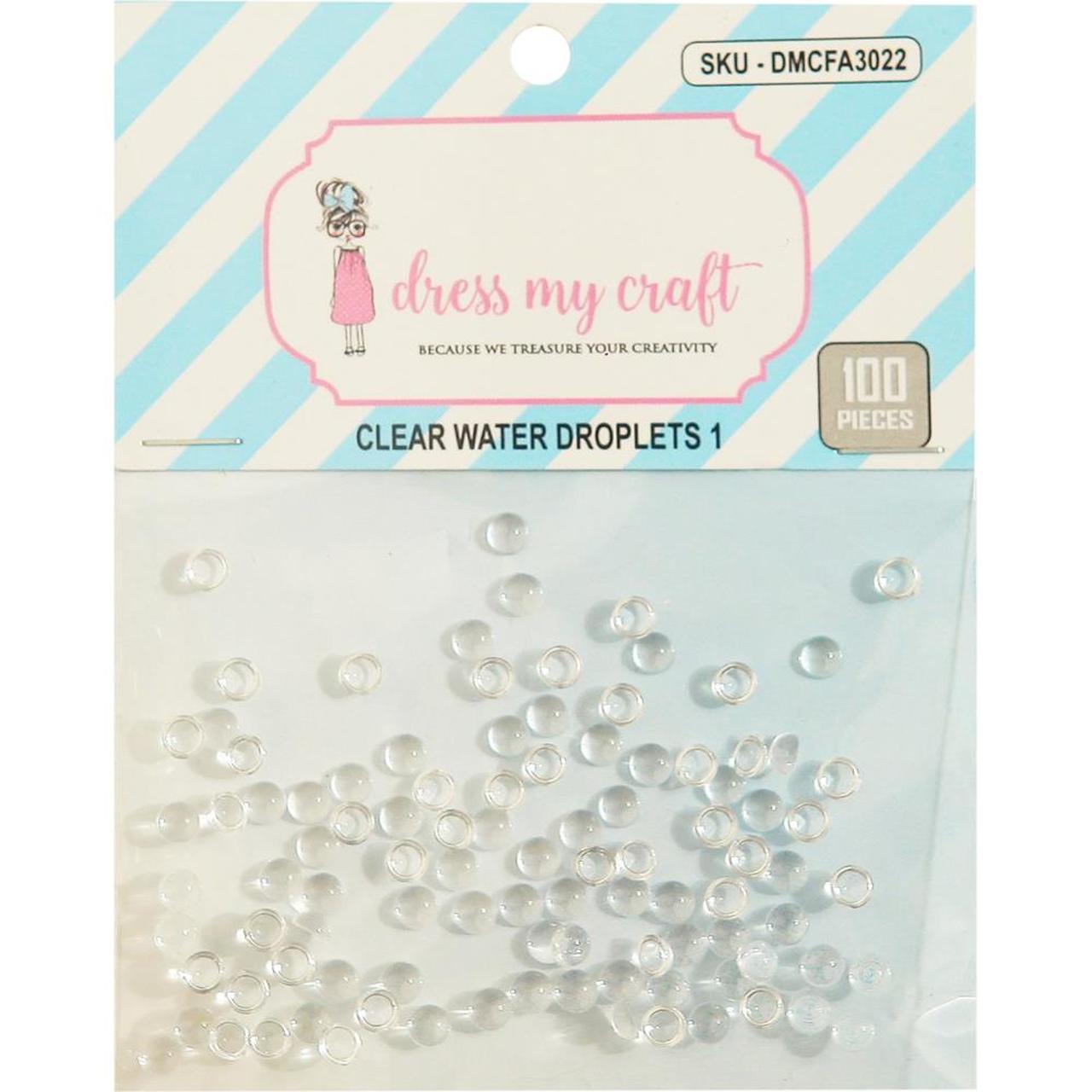 Water Droplets 4mm, 100 db