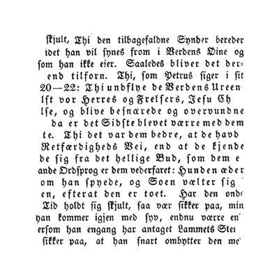 Finnabair - Gothic Book szilikonbélyegző