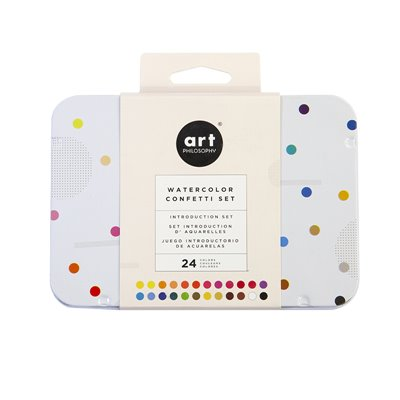 Prima - Art Philosophy - Watercolor - Confetti Set