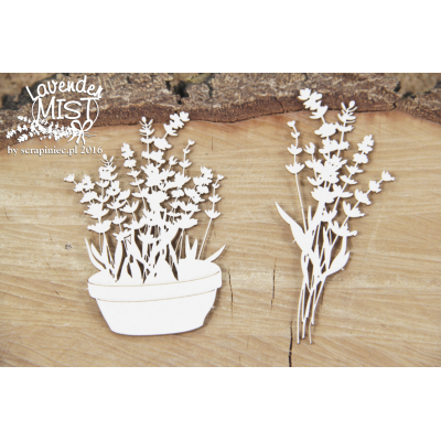 Lavender Mist virágcserép