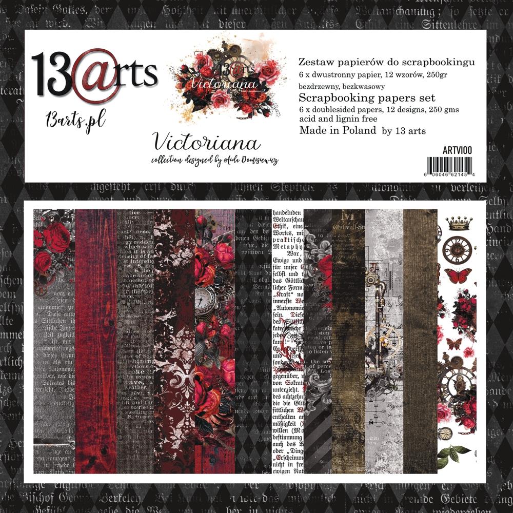 Victoriana 12x12-es kollekció