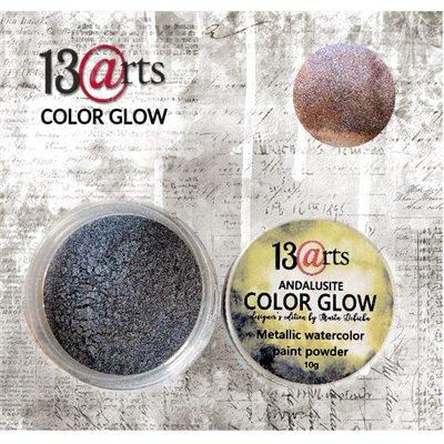 Color Glow - Andalusite - gyöngyházfényű pigmentpor