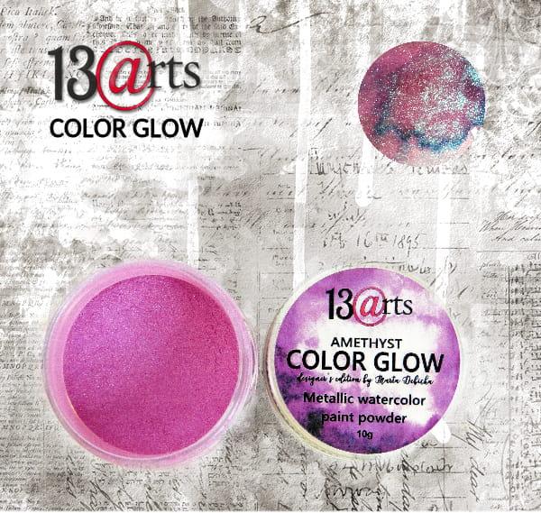 Color Glow - amethyst