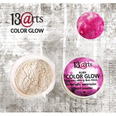 Color Glow - ruby