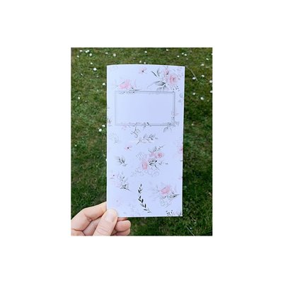 Journey Notebook - So Romantic - Flowers