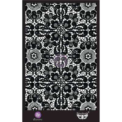 Finnabair - Elementals Stencil - Ornate Lace