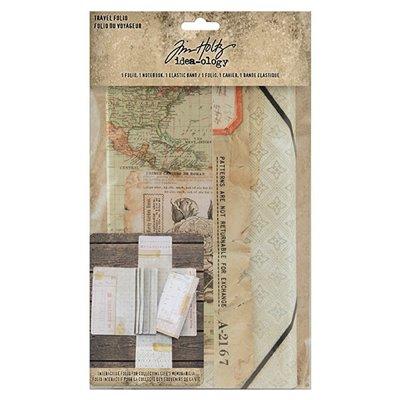 Tim Holtz - Idea-ology - Travel Folio