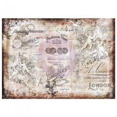 Finnabair Tissue Paper - Romatica