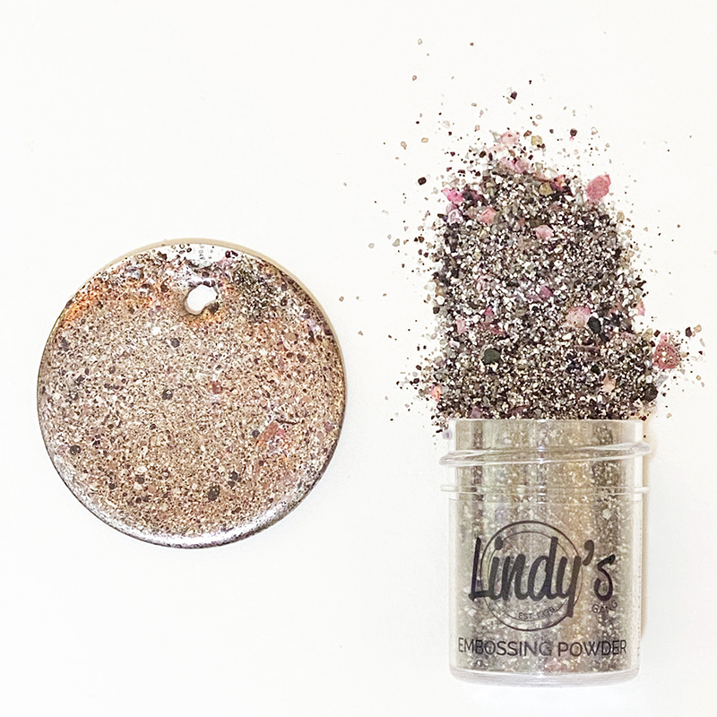 Lindy\'s Stamp Gang That\'s Marble-ous Embossing Powder