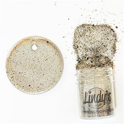 Lindy's Stamp Gang Chalk It Up Embossing Powder