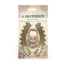 Mitform Scale 2 Metal Embellishments