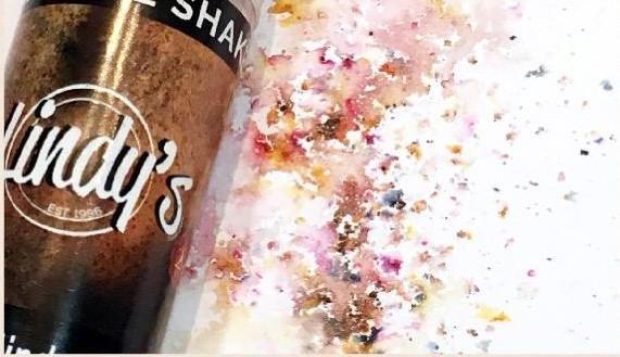 Lindy\'s Stamp Gang Bratwurst Brown Magical Shaker