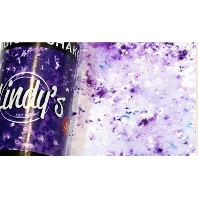 Lindy's Stamp Gang Polka Purple Magical Shaker