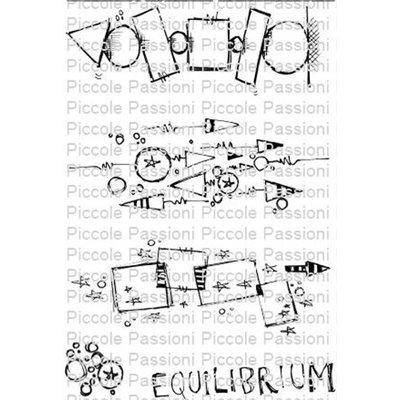 Equilibrium szilikonbélyegző
