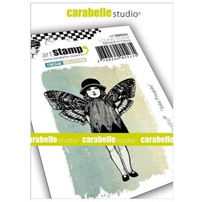 Carabelle gumibélyegző - jolie poupée