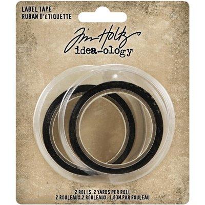 Tim Holtz - Idea-Ology Label Tape (2db)