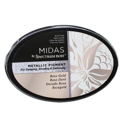 Spectrum Noir - Midas Metallic Ink Pad - Rose Gold