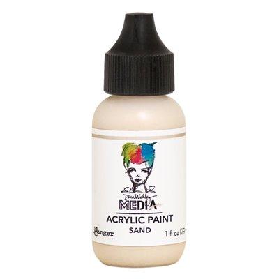 Dina Wakley Media Acrylic Paint - sand
