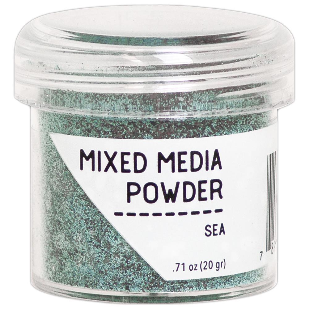 Ranger Mixed Media Powders - Sea