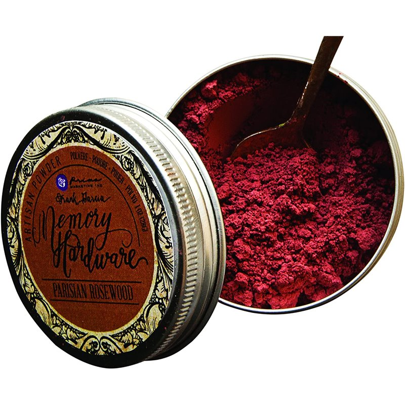 Memory Hardware - Artisan Powder - Parisian Rosewood