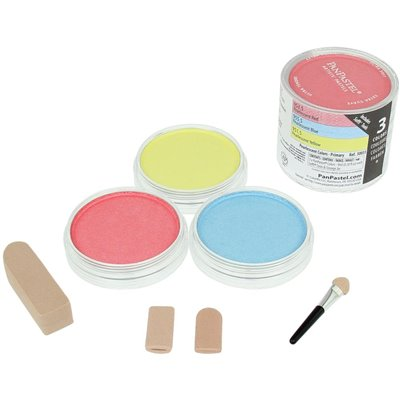 PanPastel Ultra Soft Artist Pastel Set 9ml 3/Pkg