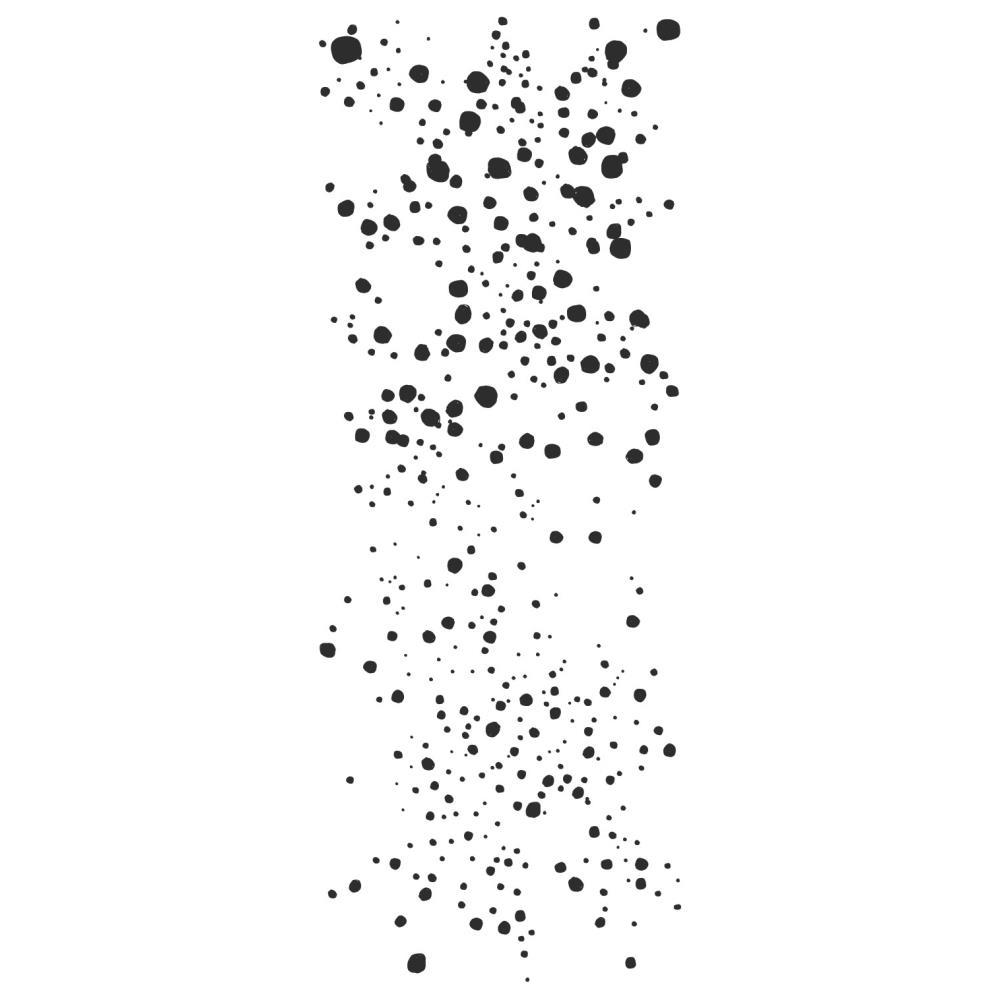 Paint Splatter szilikon textúra bélyegző