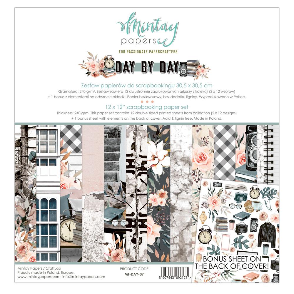 """Day by Day 12"""" mini kollekció"""