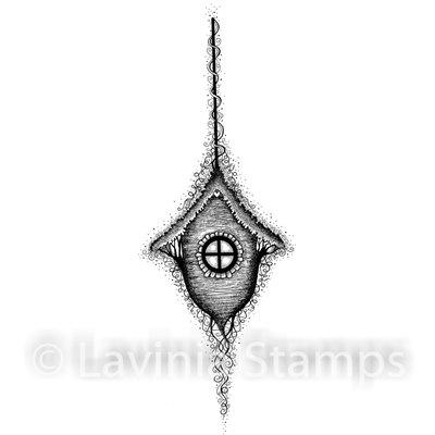 Fairy Hive polimer bélyegző